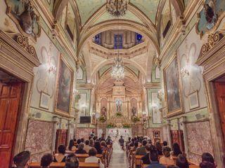 La boda de Mónica y Arturo 1