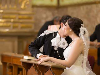 La boda de Mónica y Arturo 3