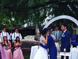 La boda de Itzel  y Surit Alejandro 1