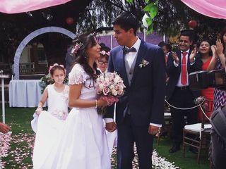La boda de Itzel  y Surit Alejandro 3