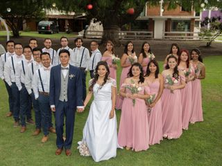 La boda de Itzel  y Surit Alejandro