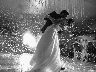 La boda de María Claudia y Ruy