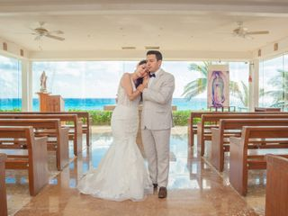 La boda de Mariana y Ernesto 1