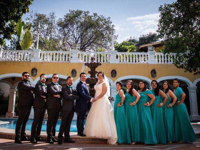 La boda de Ulises y Adriana en Cuernavaca, Morelos 6