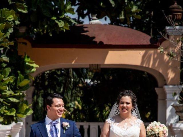 La boda de Ulises y Adriana en Cuernavaca, Morelos 13
