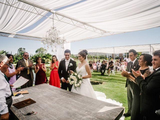 La boda de Luis y Dulce en Tequisquiapan, Querétaro 23
