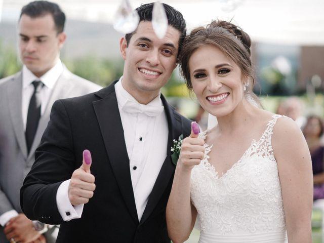 La boda de Luis y Dulce en Tequisquiapan, Querétaro 26