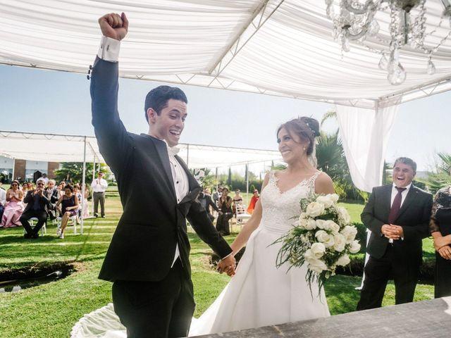 La boda de Luis y Dulce en Tequisquiapan, Querétaro 27