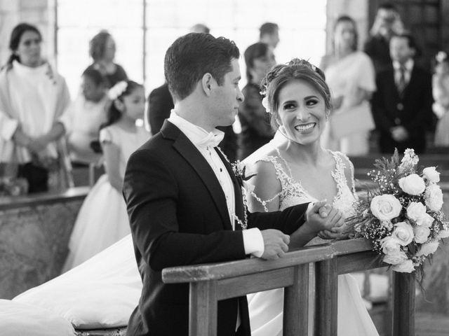La boda de Luis y Dulce en Tequisquiapan, Querétaro 36