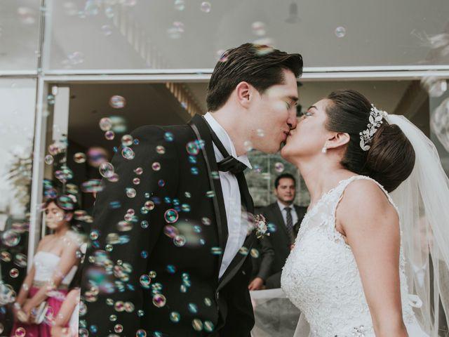 La boda de Liliana y Gustavo