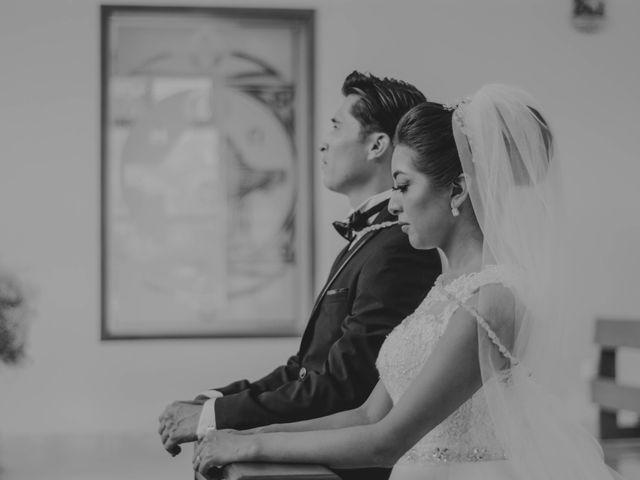 La boda de Gustavo y Liliana en Tlajomulco de Zúñiga, Jalisco 19