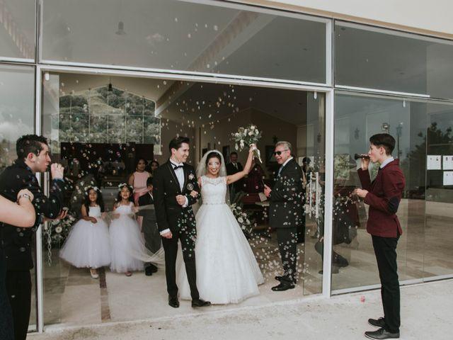 La boda de Gustavo y Liliana en Tlajomulco de Zúñiga, Jalisco 23