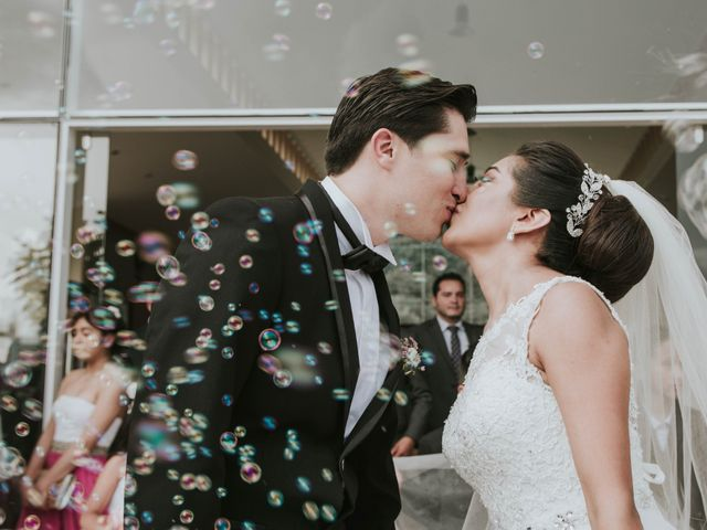 La boda de Gustavo y Liliana en Tlajomulco de Zúñiga, Jalisco 24