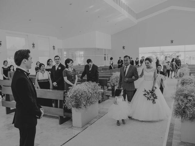 La boda de Gustavo y Liliana en Tlajomulco de Zúñiga, Jalisco 31