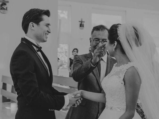 La boda de Gustavo y Liliana en Tlajomulco de Zúñiga, Jalisco 32