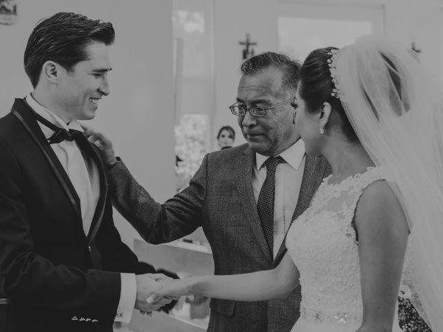 La boda de Gustavo y Liliana en Tlajomulco de Zúñiga, Jalisco 33