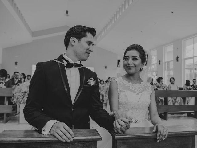 La boda de Gustavo y Liliana en Tlajomulco de Zúñiga, Jalisco 45