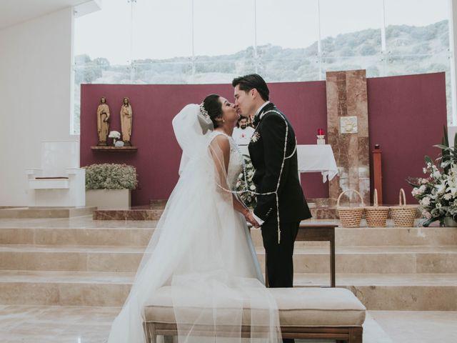 La boda de Gustavo y Liliana en Tlajomulco de Zúñiga, Jalisco 46