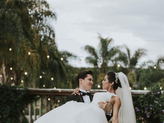 La boda de Gustavo y Liliana en Tlajomulco de Zúñiga, Jalisco 54