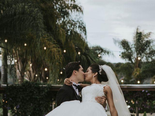 La boda de Gustavo y Liliana en Tlajomulco de Zúñiga, Jalisco 55