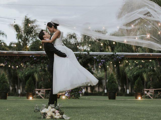 La boda de Gustavo y Liliana en Tlajomulco de Zúñiga, Jalisco 56