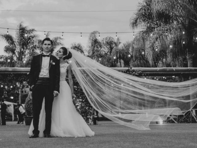 La boda de Gustavo y Liliana en Tlajomulco de Zúñiga, Jalisco 57