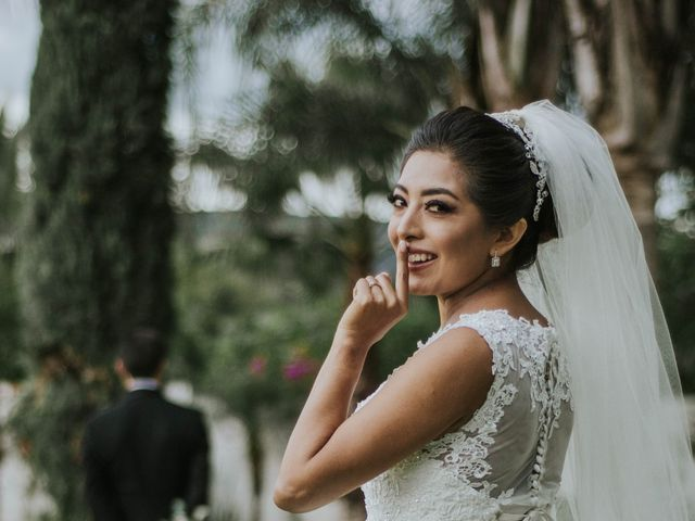La boda de Gustavo y Liliana en Tlajomulco de Zúñiga, Jalisco 59