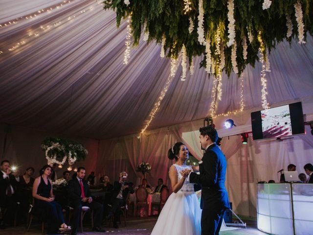La boda de Gustavo y Liliana en Tlajomulco de Zúñiga, Jalisco 61
