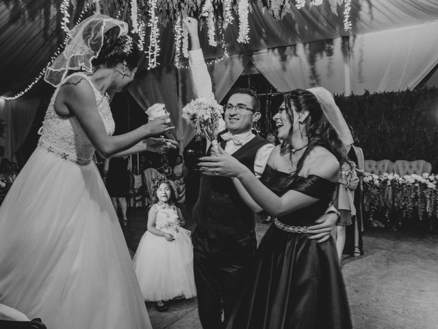 La boda de Gustavo y Liliana en Tlajomulco de Zúñiga, Jalisco 75