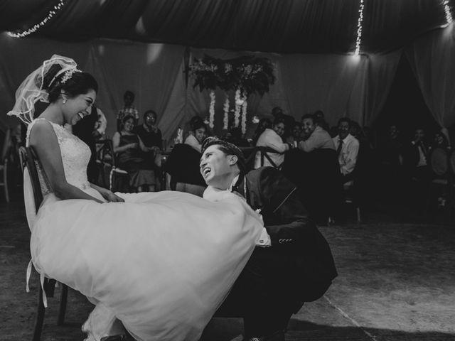 La boda de Gustavo y Liliana en Tlajomulco de Zúñiga, Jalisco 76