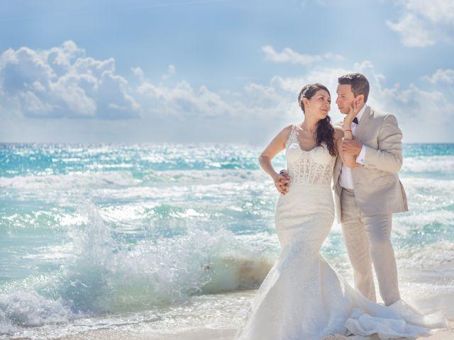 La boda de Mariana y Ernesto