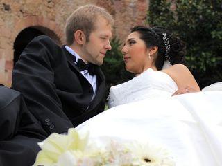 La boda de Joana y Krzysztof