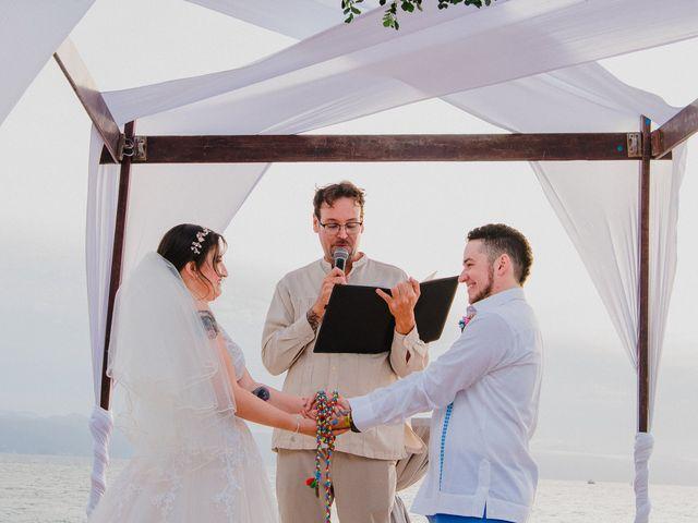 La boda de Renee y Dana en Puerto Vallarta, Jalisco 10