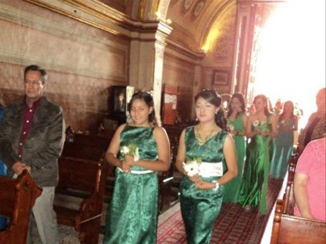 La boda de Krzysztof y Joana en Guadalupe, Zacatecas 5