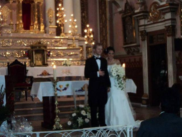 La boda de Krzysztof y Joana en Guadalupe, Zacatecas 1