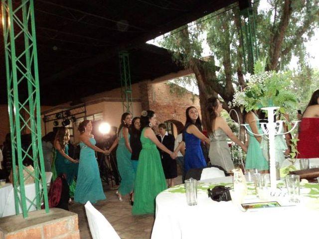 La boda de Krzysztof y Joana en Guadalupe, Zacatecas 11