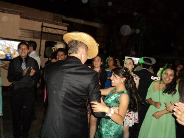 La boda de Krzysztof y Joana en Guadalupe, Zacatecas 15