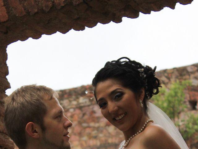 La boda de Krzysztof y Joana en Guadalupe, Zacatecas 17