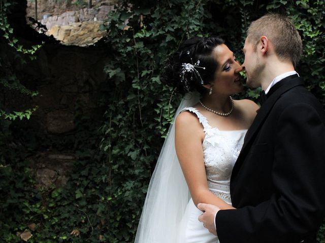 La boda de Krzysztof y Joana en Guadalupe, Zacatecas 19