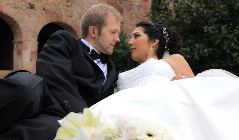 La boda de Krzysztof y Joana en Guadalupe, Zacatecas
