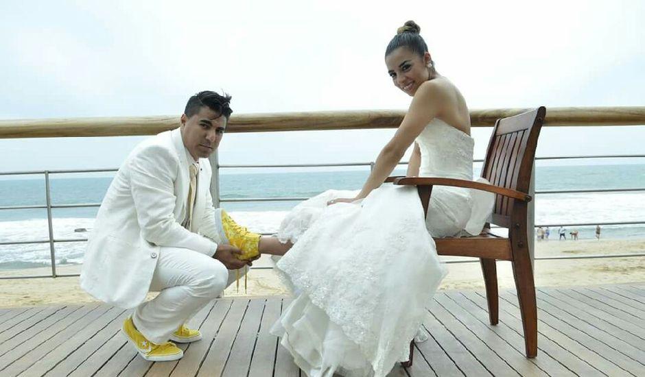 La boda de Julio y Tere en Mazatlán, Sinaloa