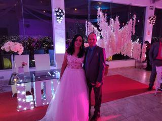 La boda de Nancy  y Wualberto