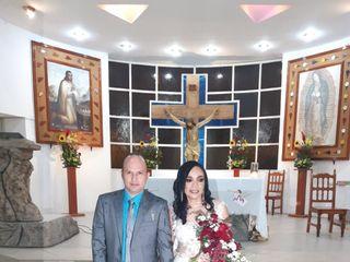 La boda de Nancy  y Wualberto  3