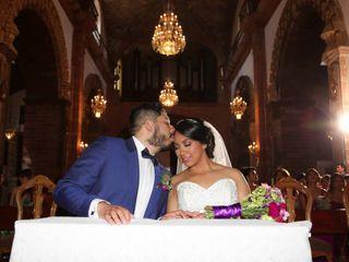 La boda de Anaid y Enrique