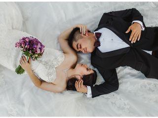 La boda de Alejandra y Emmanuel