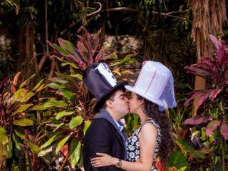 La boda de Mariela y Vicente 3