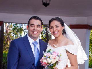 La boda de Mariela y Vicente