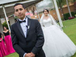 La boda de Michell y Alejandro 1