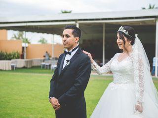 La boda de Michell y Alejandro 2