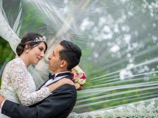 La boda de Michell y Alejandro